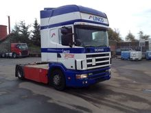 2003 SCANIA R124 tractor unit