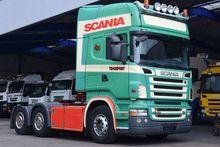 2007 SCANIA R 560 / Manuel / Re