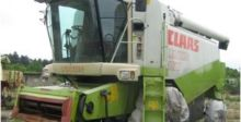 1999 CLAAS Lexion 460 combine-h