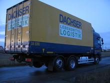 2012 DAF 105.460 refrigerated t