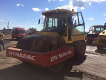 2007 DYNAPAC CA250 single drum