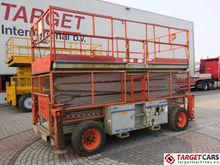 2006 SKYJACK SJ9250 Diesel Scis