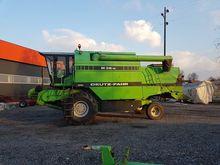 1987 DEUTZ-FAHR 3610 H combine-