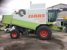2001 CLAAS Lexion 450 combine-h