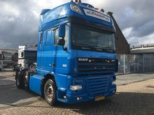 2008 DAF XF 105.510 Superspace
