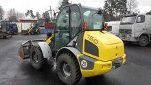 2009 KRAMER 750 wheel loader
