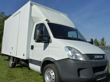 2008 IVECO 35S12 35S14 closed b