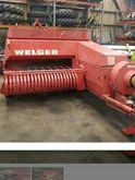 Used WELGER AP 530 s