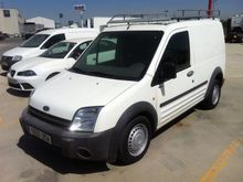 2005 FORD TRANSIT closed box va