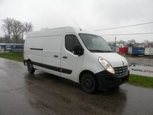 2014 RENAULT MASTER L3H2 closed
