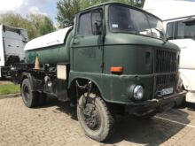 1988 IFA W50 4x4 fuel truck