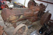 AULTMANN & TAYLOR Steam tractor