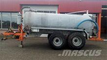 1985 KAWECO 10M3 liquid manure