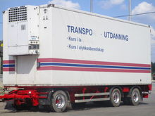 1998 DAPA refrigerated trailer