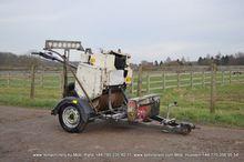 2011 TEREX MBR71 mini road roll