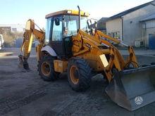 2007 JCB 2CX, excavator loader