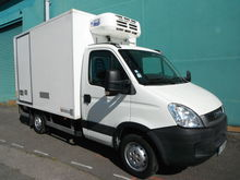 2010 IVECO daily refrigerated v