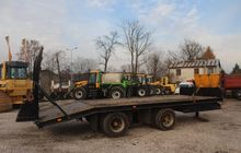 2000 Chieftain low loader car t