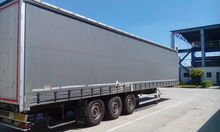 2007 WIELTON NS34 curtain side