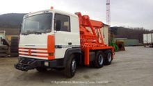 1976 RENAULT R320 tow truck