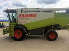1998 CLAAS Lexion 460 combine-h