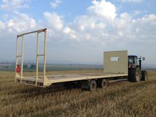 WEFA platform trailer