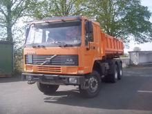 1998 VOLVO FL10/12 dump truck