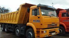 2006 KAMAZ 65201 dump truck