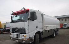 2001 VOLVO FH12 460 tank truck