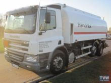 Used 2005 DAF fuel t