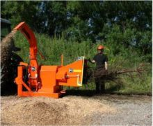 2016 PC270-SEH wood chipper