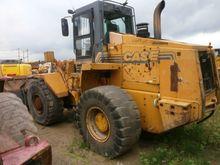 1997 CASE 721b, frontal loader
