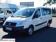 FIAT Scudo 2012r minivan