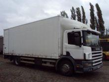 Used 1998 SCANIA P 9