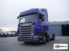 2007 SCANIA R420 tractor unit