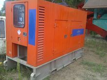 Used IVECO 125 KVA g
