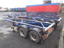 2003 DESOT 20 voet container ch