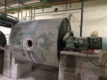 VEB 2000 x 1900 mm Kugelmühle c