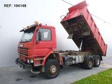 Used 1992 SCANIA R11