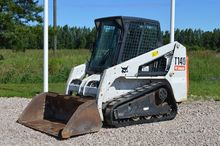 2006 BOBCAT T140 skid steer