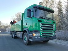 Used 2016 SCANIA G 4