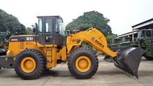 2017 XGMA XG951H wheel loader