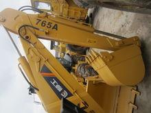 2013 LIUGONG CLG765A1 backhoe l