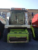 2002 CLAAS Lexion 450 combine-h