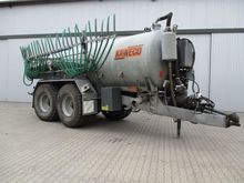 Used 2009 18.000 ltr