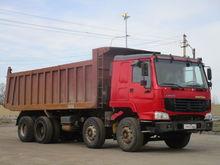 2007 HOWO ZZ3317N3267W dump tru
