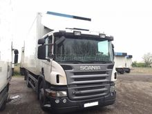 2008 SCANIA P380 refrigerated t