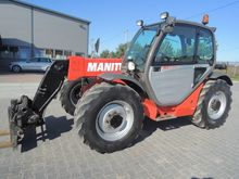 New 2016 MANITOU MT