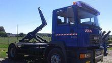 Used 2002 MAN 18.280
