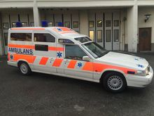 1996 VOLVO 965-956 ambulance